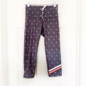 3 for $30 Old Navy Go Dry Palm Print Crop Legging